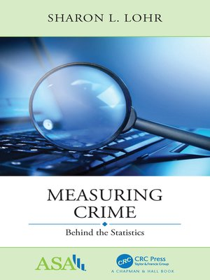 cover image of Measuring Crime
