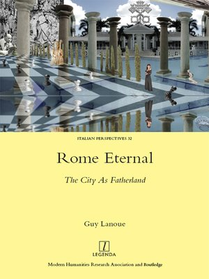 cover image of Rome Eternal