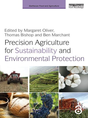cover image of Precision Agriculture for Sustainability and Environmental Protection