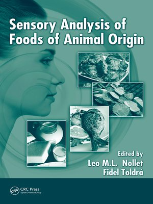 cover image of Sensory Analysis of Foods of Animal Origin