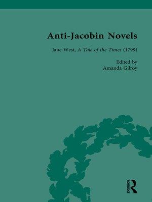 cover image of Anti-Jacobin Novels, Part II, Volume 7