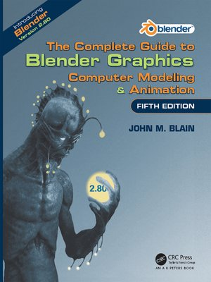 cover image of The Complete Guide to Blender Graphics