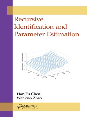 cover image of Recursive Identification and Parameter Estimation