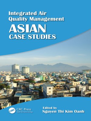 cover image of Integrated Air Quality Management
