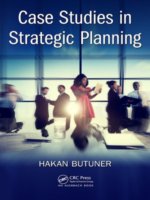 cover image of Case Studies in Strategic Planning