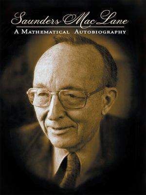 cover image of Saunders Mac Lane