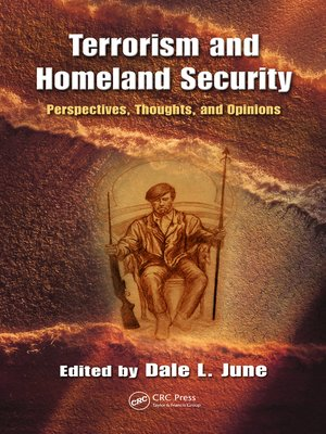 cover image of Terrorism and Homeland Security