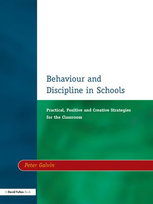 cover image of Behaviour & Discipline in Schools, Two