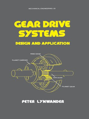 cover image of Gear Drive Systems