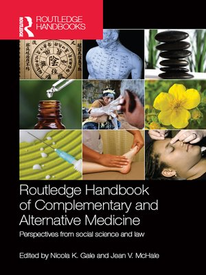 cover image of Routledge Handbook of Complementary and Alternative Medicine