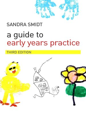 cover image of A Guide to Early Years Practice