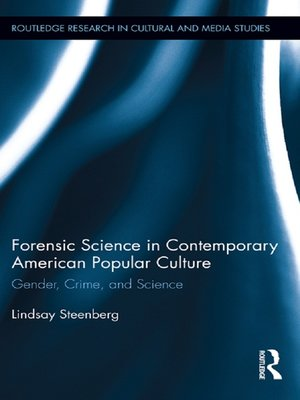 cover image of Forensic Science in Contemporary American Popular Culture