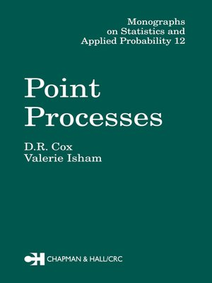 cover image of Point Processes
