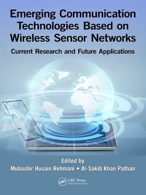 cover image of Emerging Communication Technologies Based on Wireless Sensor Networks