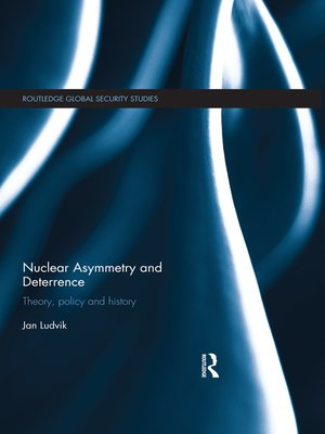 cover image of Nuclear Asymmetry and Deterrence