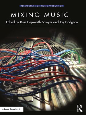cover image of Mixing Music