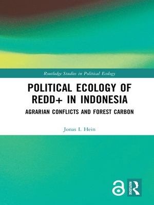cover image of Political Ecology of REDD+ in Indonesia