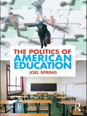 cover image of The Politics of American Education