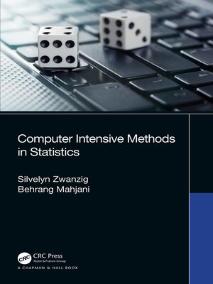cover image of Computer Intensive Methods in Statistics