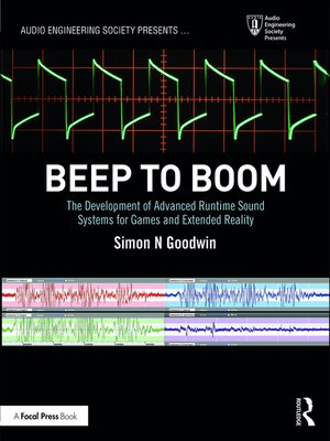 cover image of Beep to Boom