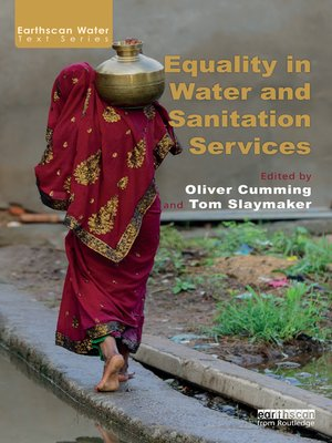 cover image of Equality in Water and Sanitation Services