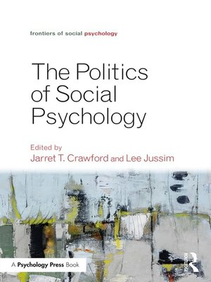 cover image of Politics of Social Psychology