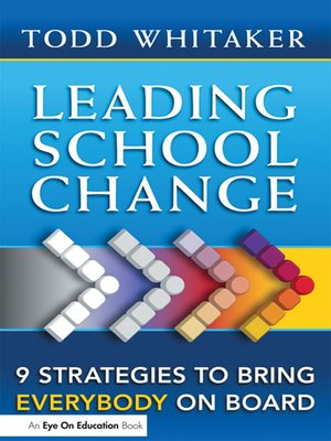 cover image of Leading School Change