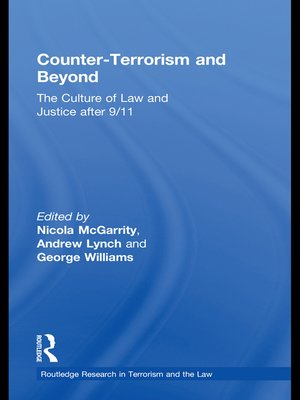 cover image of Counter-Terrorism and Beyond