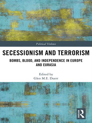 cover image of Secessionism and Terrorism
