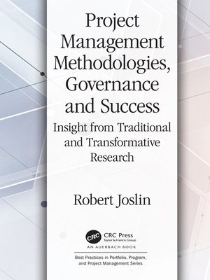 cover image of Project Management Methodologies, Governance and Success