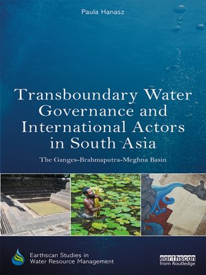 cover image of Transboundary Water Governance and International Actors in South Asia