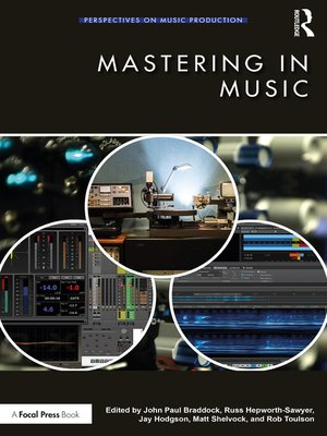 cover image of Mastering in Music
