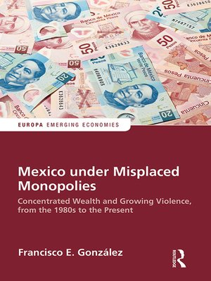 cover image of Mexico under Misplaced Monopolies