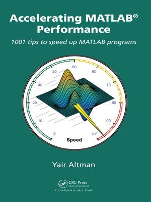 cover image of Accelerating MATLAB Performance