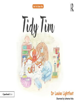 cover image of Tidy Tim
