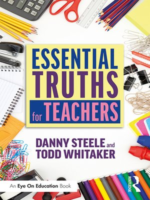cover image of Essential Truths for Teachers