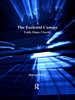 cover image of The Ecclesial Canopy