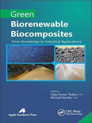 cover image of Green Biorenewable Biocomposites