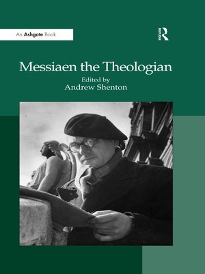 cover image of Messiaen the Theologian
