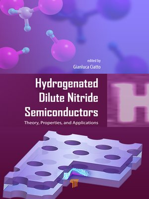 cover image of Hydrogenated Dilute Nitride Semiconductors
