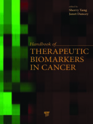 cover image of Handbook of Therapeutic Biomarkers in Cancer