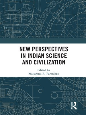 cover image of New Perspectives in Indian Science and Civilization
