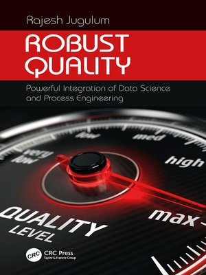 cover image of Robust Quality