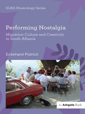 cover image of Performing Nostalgia