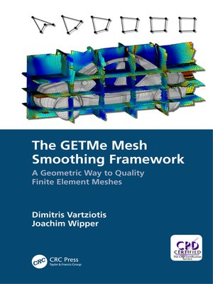 cover image of The GETMe Mesh Smoothing Framework