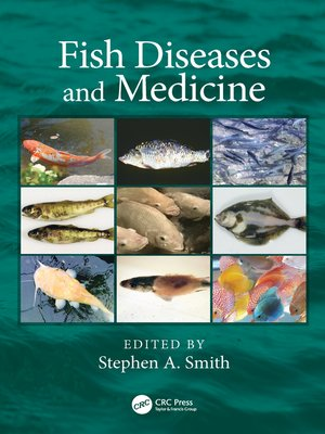 cover image of Fish Diseases and Medicine