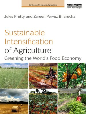 cover image of Sustainable Intensification of Agriculture