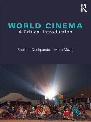 cover image of World Cinema