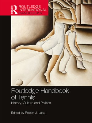 cover image of Routledge Handbook of Tennis