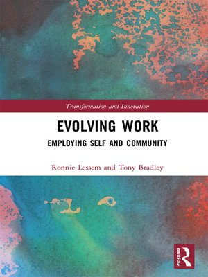 cover image of Evolving Work